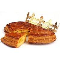 Galette des Rois Frangipane Pur Beurre  8/10 parts