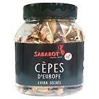 SABAROT -  Cèpes d'Europe - Extra Séchés