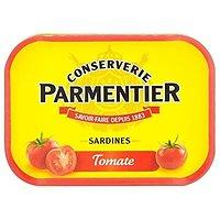 PARMENTIER - Sardines - Tomate