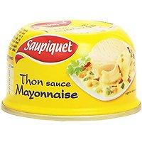 SAUPIQUET - Le Thon Sauce Mayonnaise