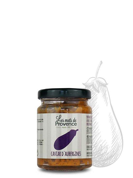 LES METS DE PROVENCE - Caviar d'Aubergines
