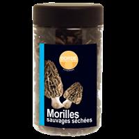 BORDE - Morilles - Séchées