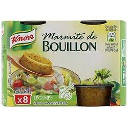 KNORR - Bouillon de Légumes