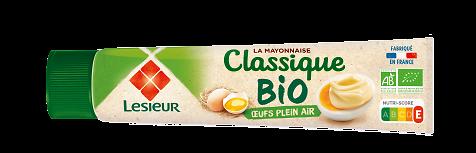 LESIEUR - Mayonnaise Classique BIO Tube