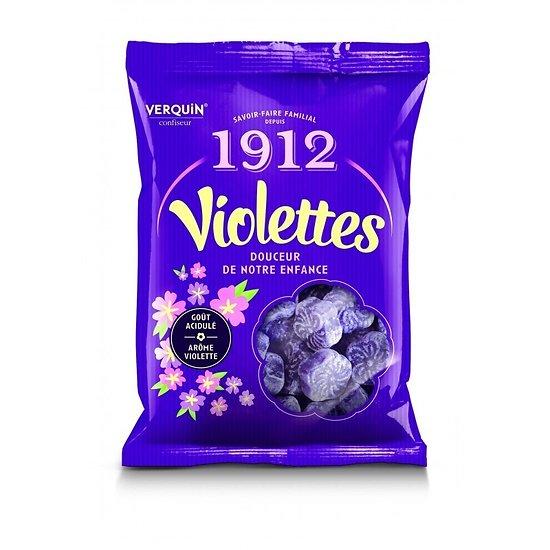 1912 - Violettes