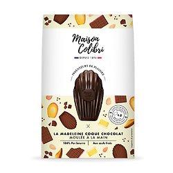 MAISON COLIBRI - La Madeleine Coque Chocolat Noir - Classique
