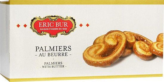 ERIC BUR - Palmiers au Beurre