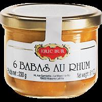 ERIC BUR - 6 Babas au Rhum