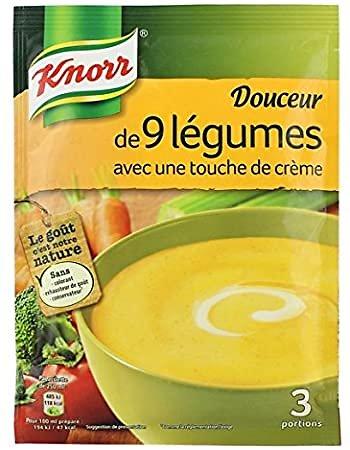 KNORR - Douceur de 9 Légumes