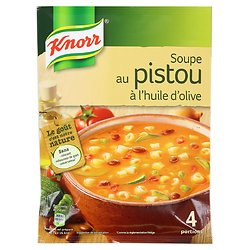 KNORR - Soupe au Pistou
