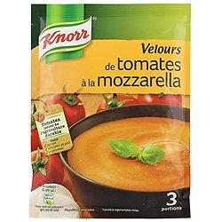 KNORR - Velours de Tomates à la Mozarella
