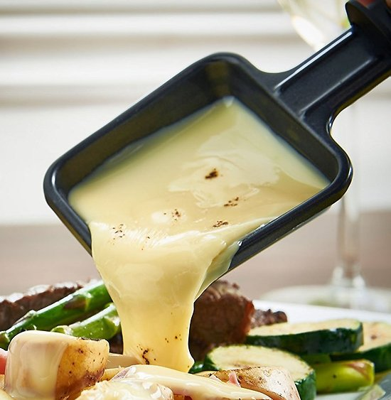 JEAN PERRIN Raclette Moutarde en Tranches 500g
