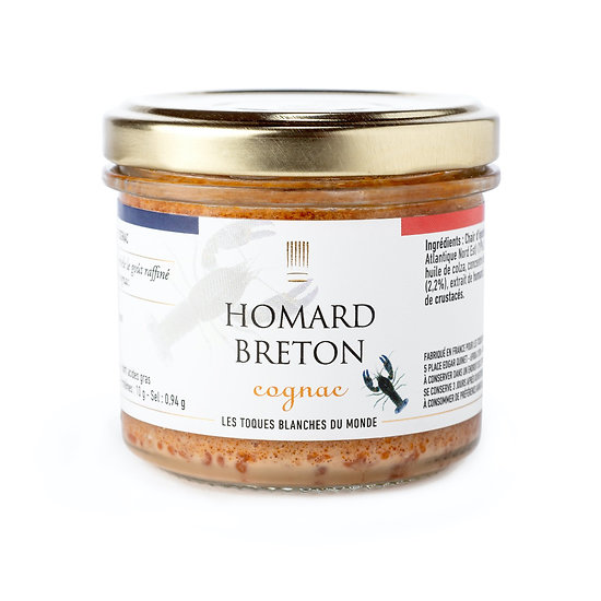 Les Toques Blanches - Homard Breton - Cognac