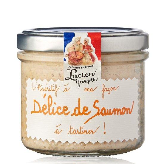 LUCIEN GEORGELIN - Délice de Saumon à Tartiner