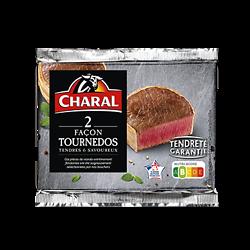 CHARAL - 2 Façon Tournedos