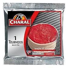 CHARAL - 1 X Tournedos dans le Filet DLC 07/05