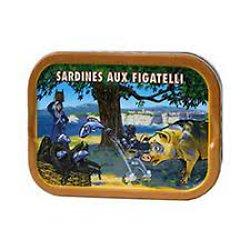 LA BONNE MER - Sardines au Figatelli