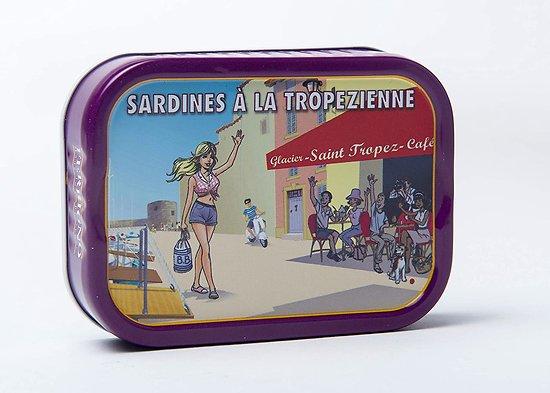 LA BONNE MER - Sardines à la Tropezienne