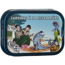LA BONNE MER - Sardines à la Pissaladière