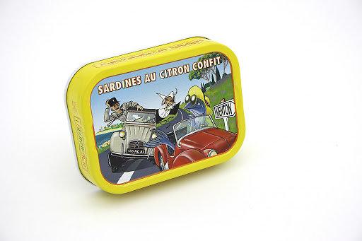 LA BONNE MER - Sardines au Citron Confit