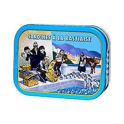 LA BONNE MER - Sardines à la Bastiaise