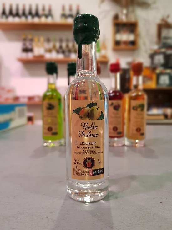 DISTILLERIE LOUIS ROQUE - Belle de Pomme