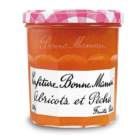 BONNE MAMAN - Confiture - Abricots et Pêches