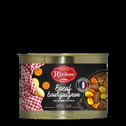LA MAISON RIVIÈRE - Boeuf Bourguignon aux Pommes de Terre