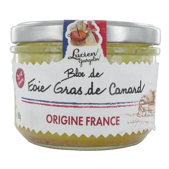 LUCIEN GEORGELIN - Bloc de Foie Gras