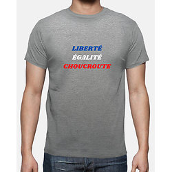 Tee-Shirt Homme - Choucroute