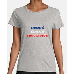 Tee-Shirt Femme - Choucroute