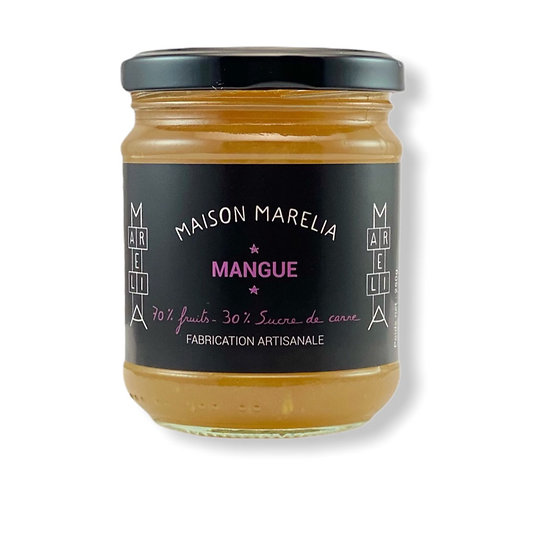 MAISON MARELIA - Confiture Mangue