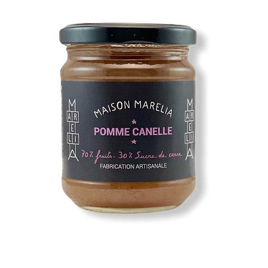 MAISON MARELIA - Confiture Pomme Cannelle
