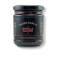 MAISON MARELIA - Confiture Myrtille Sauvage