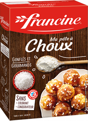 FRANCINE - Ma pâte à Choux