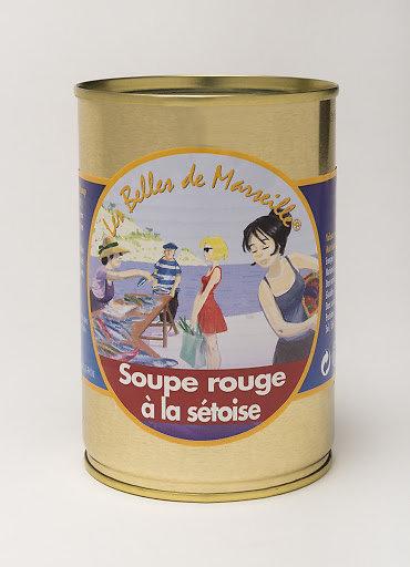 LES BELLES DE MARSEILLE - Soupe Rouge à la Sétoise