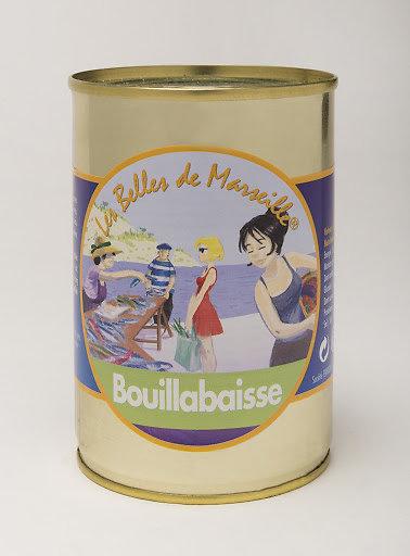 LES BELLES DE MARSEILLE - Bouillabaisse