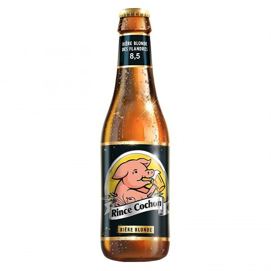 Rince Cochon - Bière Blonde
