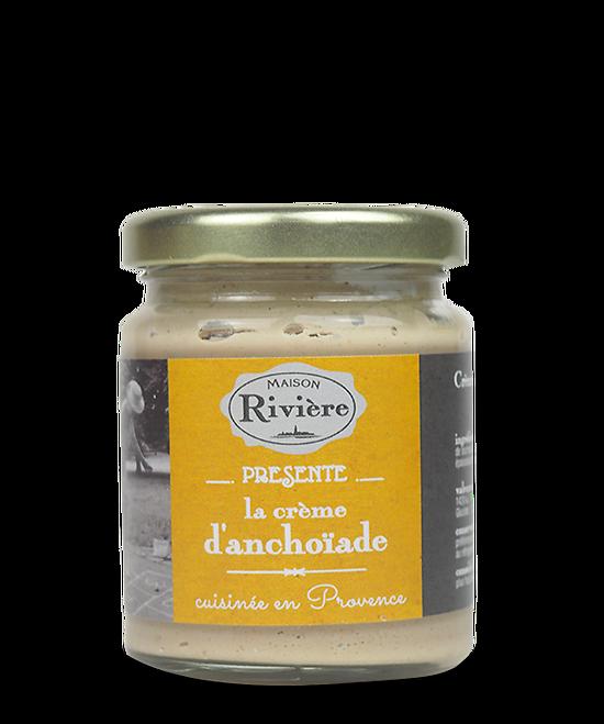 LA MAISON RIVIÈRE - La Crème d'Anchoïade