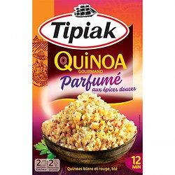 TIPIAK - Quinoa Gourmand - Parfumé aux épices douces