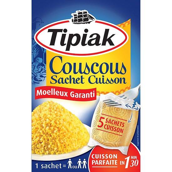 TIPIAK - Couscous - Sachet Cuisson