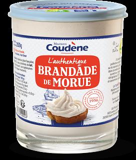 COUDENE - Brandade de Morue