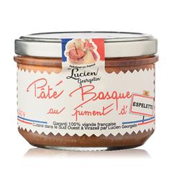 LUCIEN GEORGELIN - Pâtes Basque - Piment d'Espelette