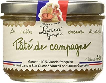 LUCIEN GEORGELIN - Pâté de Campagne