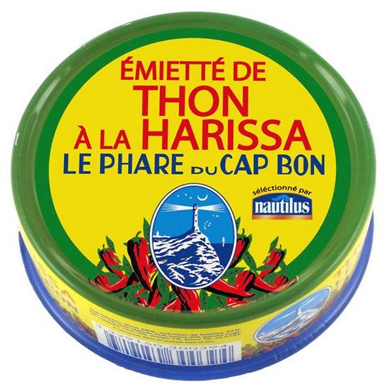 LE PHARE DU CAP BON - Émietté de Thon à la Harissa