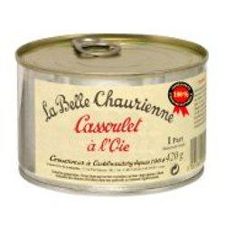 LA BELLE CHAURIENNE - Cassoulet à l'Oie
