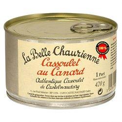 LA BELLE CHAURIENNE - Cassoulet au Canard