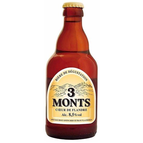 3 MONTS - Bière de Flandre