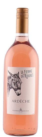 La Ferme du Rouret - Rosé Récolte 2020 Ardèche