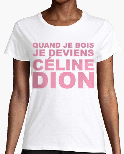 Tee-Shirt Femme - Céline